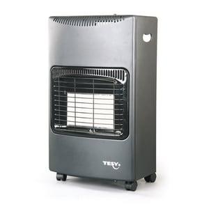 Soba pe gaz TESY LD 168 D, 3 trepte de caldura, 4200W, negru