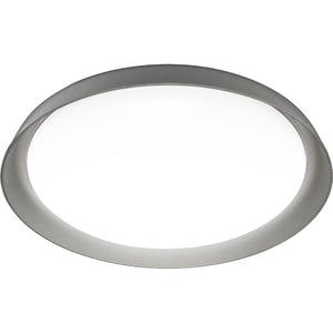 Plafoniera LED LEDVANCE ORBIS Plate 430 GR, 24W, 2500lm, Wi-Fi, lumina variabila, gri inchis
