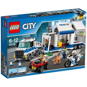 LEGO City: Police - Centru de comanda mobil 60139, 6 - 12 ani, 347 piese