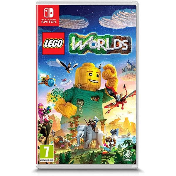 LEGO Worlds - Nintendo Switch
