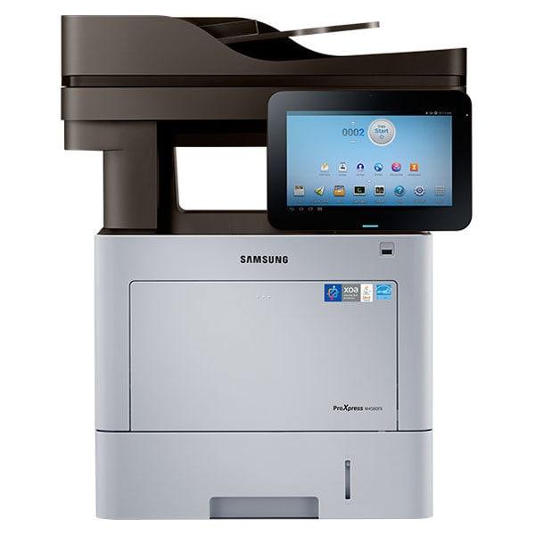 Multifunctional laser monocrom SAMSUNG Smart ProXpress SL-M4580FX, A4, USB, Retea