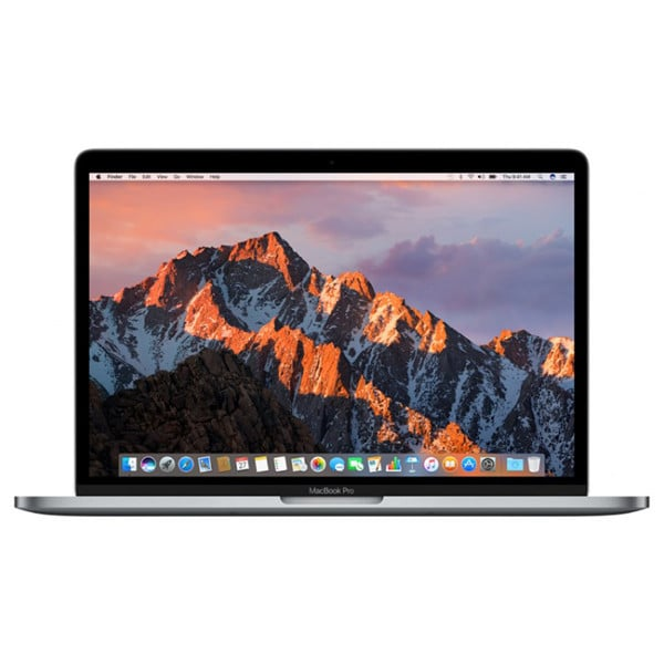 "Laptop APPLE MacBook Pro 13"" Retina Display mpxt2ze/a, Intel® Core™ i5 pana la 3.6GHz, 8GB, 256GB, Intel Iris Plus Graphics 640, macOS Sierra, Space Gray - Tastatura layout INT"