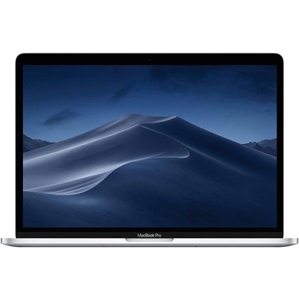 "Laptop APPLE MacBook Pro 13 muhq2ze/a, Intel Core i5 pana la 3.9GHz, 13.3"" Retina Display si Touch Bar, 8GB, 128GB, Intel Iris Plus Graphics 645, macOS Mojave, Silver - Tastatura layout INT"