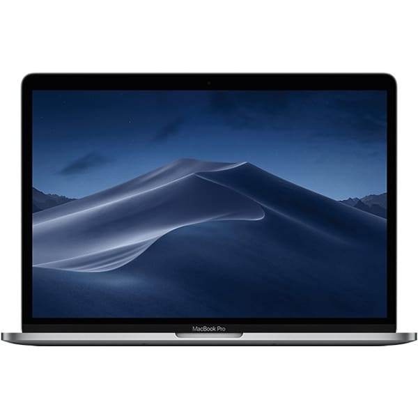 "Laptop APPLE MacBook Pro 13 muhn2ro/a, Intel Core i5 pana la 3.9GHz, 13.3"" Retina Display si Touch Bar, 8GB, 128GB, Intel Iris Plus Graphics 645, macOS Mojave, Space Gray - Tastatura layout RO"