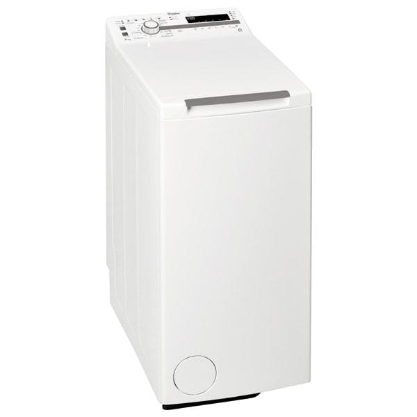 Masina de spalat rufe verticala WHIRLPOOL TDLR 70210, 6th Sense, 7kg, 1200rpm, Clasa A+++, alb