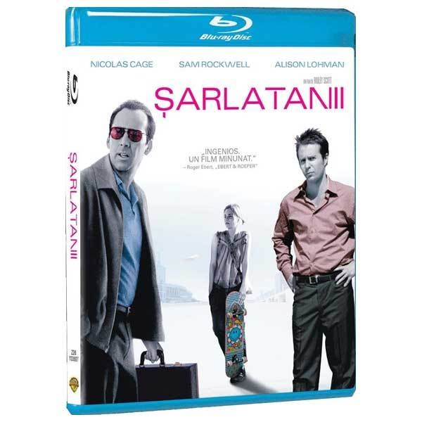 Sarlatanii Blu-ray