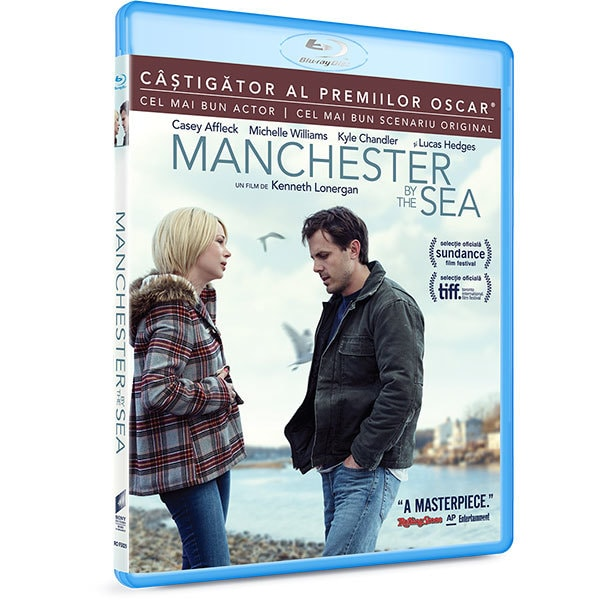 Manchester by the sea Blu-ray