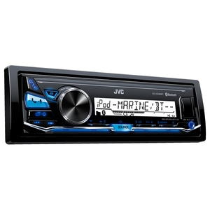 Media receiver marine JVC KD-X33MBT, 4x50W, Bluetooth, USB