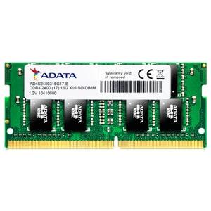 Memorie laptop ADATA Premier, 4GB DDR4, 2400MHz, CL17, AD4S2400J4G17-S