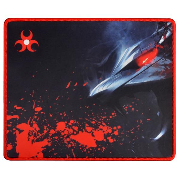 Mouse Pad MYRIA MG7700, negru-rosu
