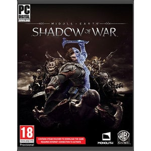 Middle-earth: Shadow of War (Code in a Box) PC
