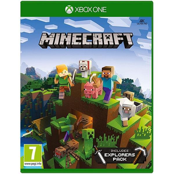 Minecraft + Explorer's Pack Xbox One