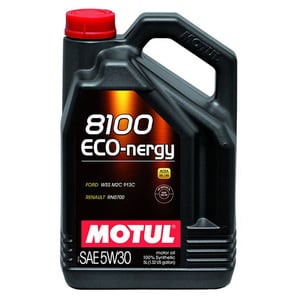 Ulei motor MOTUL 8100 Eco-Energy, 5W30, 5l