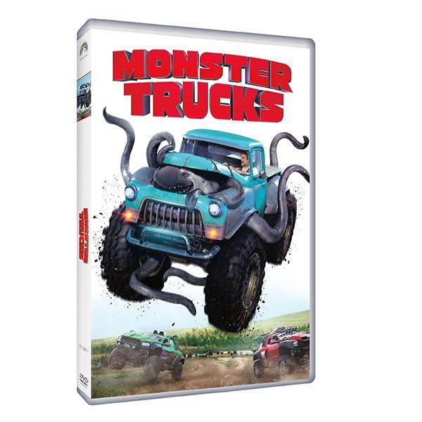 Monster Trucks DVD