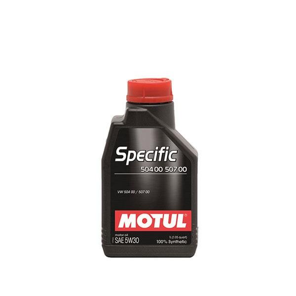 Ulei motor MOTUL Specific  504.00/507.00 pentru VW, 5W30, 1l