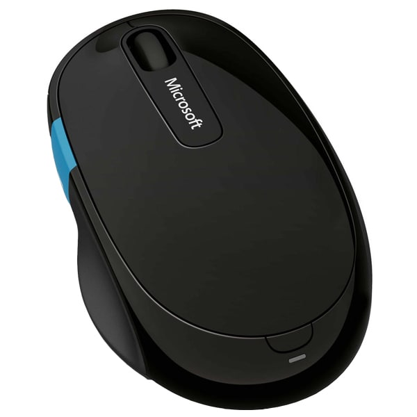 Mouse Bluetooth MICROSOFT Sculpt Comfort, 1000 dpi, negru