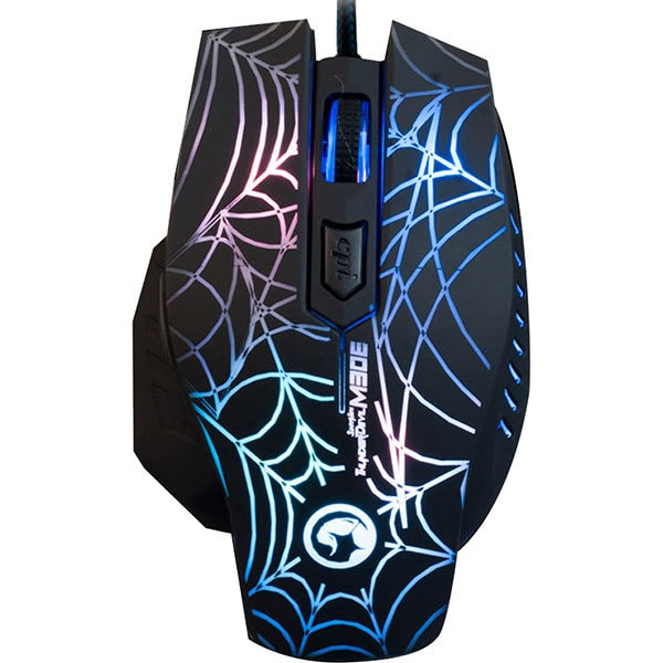 Mouse Gaming MARVO M306, 2400 dpi, multicolor