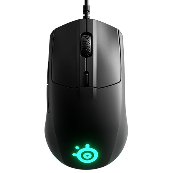 Mouse Gaming STEELSERIES Rival 3, 8500 dpi, negru