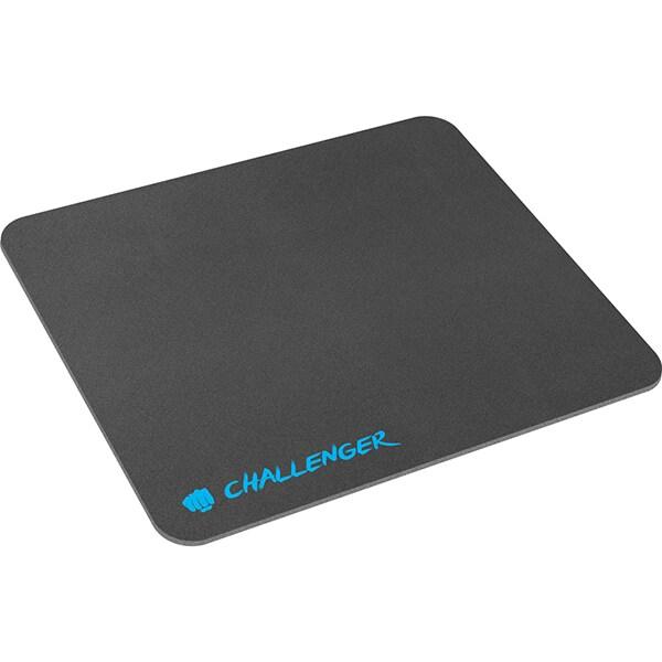 Mouse pad gaming FURY Challenger S, marimea S, negru