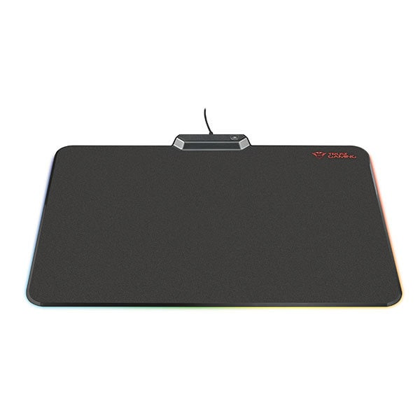Mouse Pad Gaming TRUST GXT 760 Glide, RGB, negru