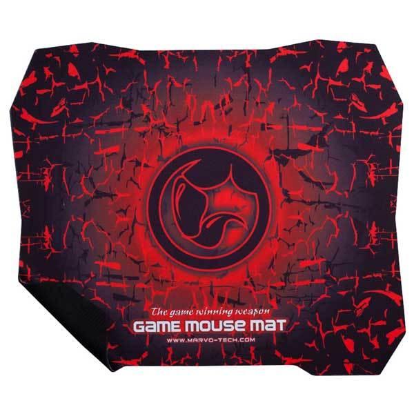 Mouse Pad Gaming MARVO G1, negru-rosu