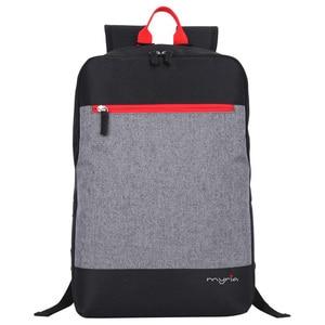 """Rucsac laptop MYRIA MY8025, 15.6"""", negru-gri"""