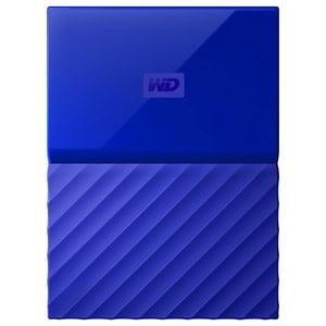 Hard Disk Drive WD My Passport WDBYNN0010BBL, 1TB, USB 3.0, albastru