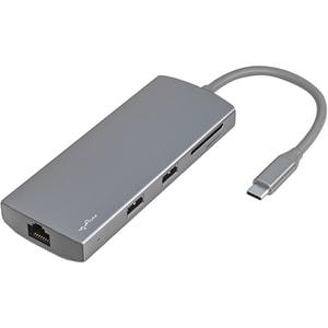 Hub USB MYRIA MY8053, USB 3.0, HDMI, SD, Ethernet