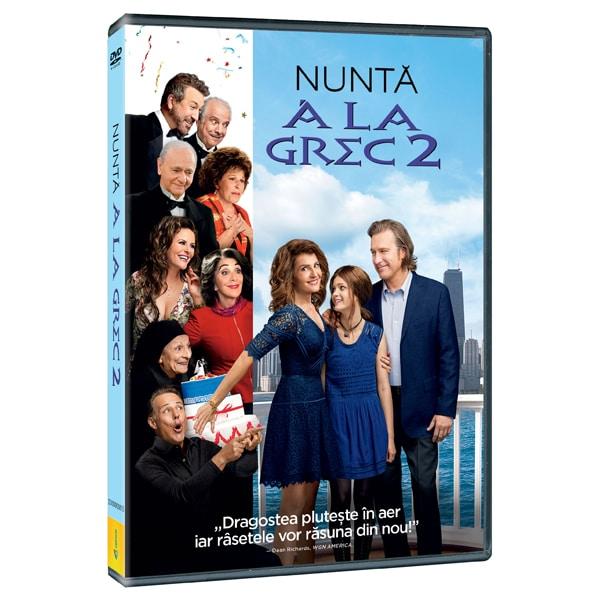 Nunta a la grec 2 DVD