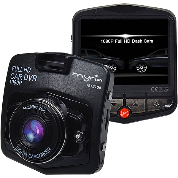 "Camera auto DVR MYRIA MY2104, 2.4"", Full HD"