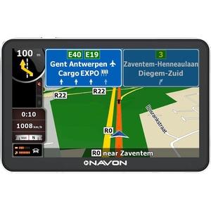 Sistem de navigatie GPS NAVON N670 Plus, Full Europe, Mstar MSB2521, iGO 8, 5 inch, microSD