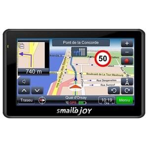 Sistem de navigatie GPS SMAILO Joy, Mediatek 3351C 468MHz, 4.3 inch, 128MB, microSD, USB