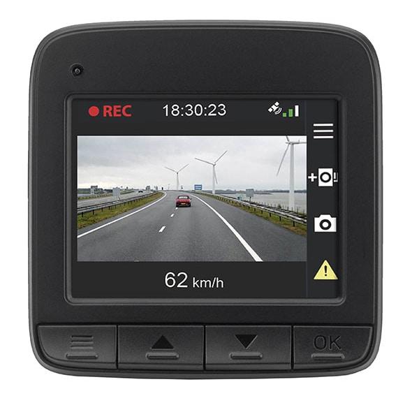 "Camera auto DVR NAVMAN 50, 2.31"", Full HD, Senzor G"