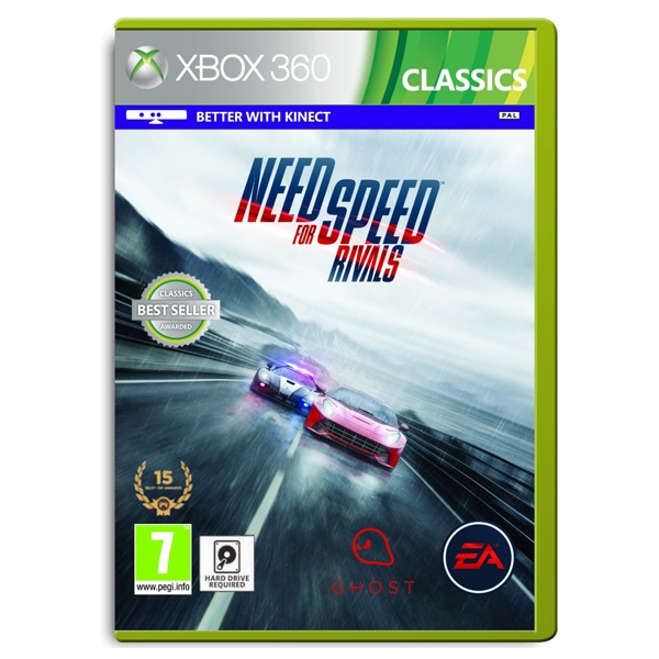 Need for Speed (NFS) Rivals Xbox 360