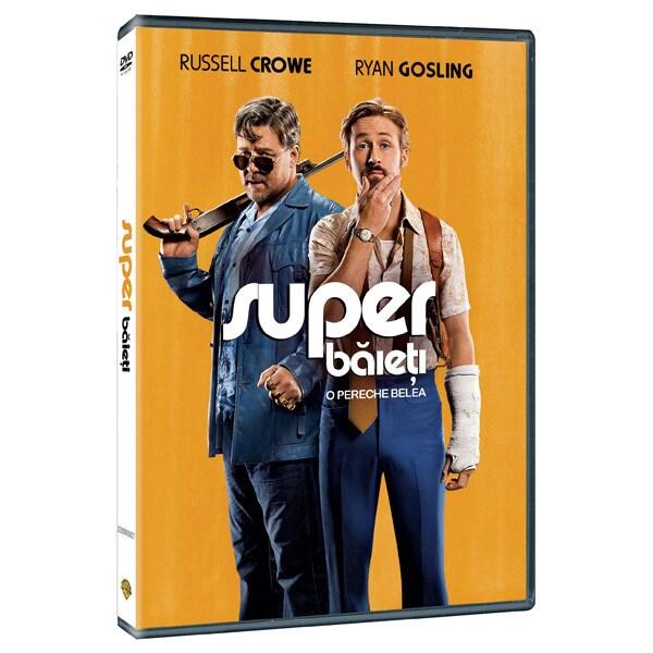 Super baieti DVD