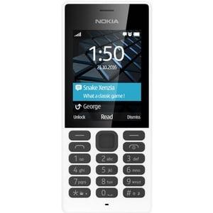 Telefon mobil NOKIA 150, 2G, Dual SIM, White