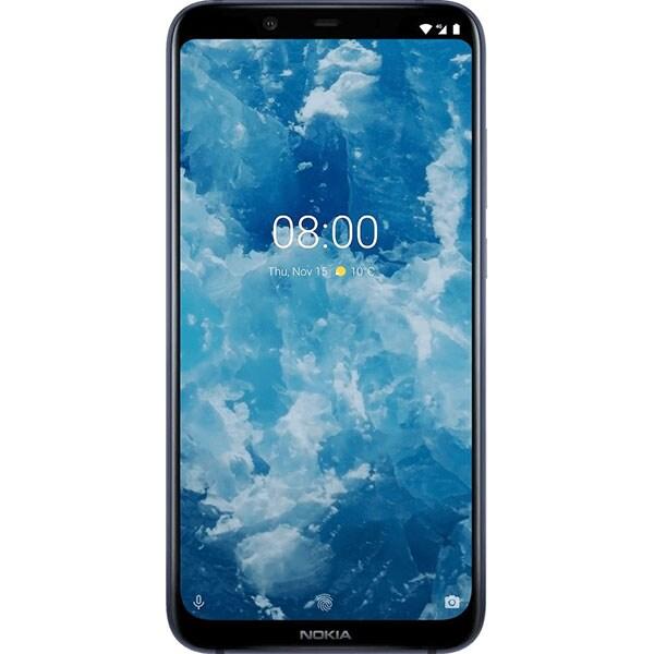 Telefon NOKIA 8.1, 64GB, 4GB RAM, Dual SIM, Blue