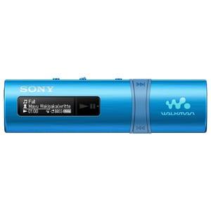 MP3 player SONY Walkman NWZ-B183FL, 4GB, albastru