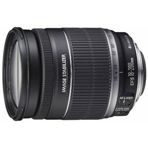 Obiectiv foto CANON EF-S 18-200mm f/3.5-5.6 IS