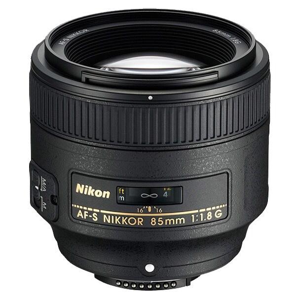 Obiectiv foto NIKON Nikkor AF-S 85mm f/1.8G
