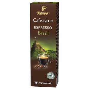 TCHIBO Cafissimo Espresso Brasil, 10 buc