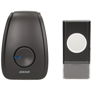Sonerie Wireless ORNO OR-DB-YK-117,100m, negru-gri
