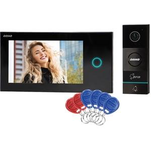 Interfon video cu fir ORNO OR-VID-WI-1068/B,LCD, 7 inch, negru