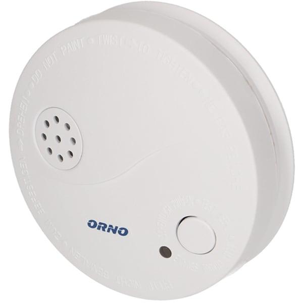 Detector de fum cu alarma ORNO OR-DC-609, alb
