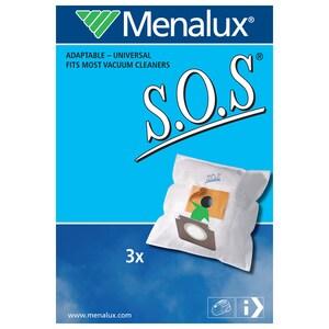 Set saci aspirator MENALUX SOS-ST, 3 buc