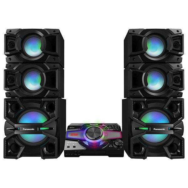 Sistem audio PANASONIC SC-MAX7000E-K, 3000W, Wi-Fi, Bluetooth, NFC, USB, CD, Radio FM