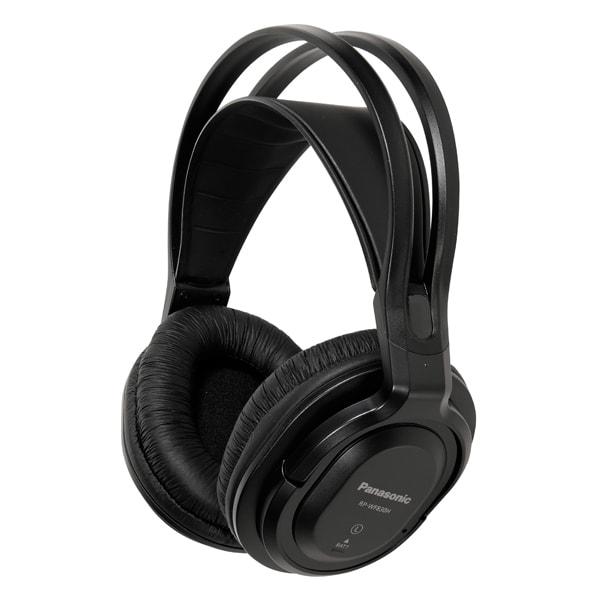 Casti PANASONIC RP-WF830, Bluetooth, On-Ear, negru