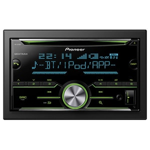 CD player auto PIONEER FH-X730BT, 4x50W, 2DIN, USB, Bluetooth