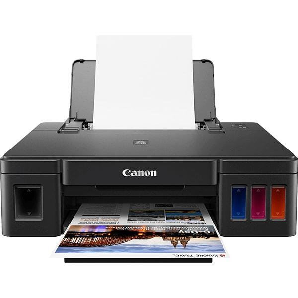 Imprimanta inkjet CANON PIXMA G1411 CISS, A4, USB