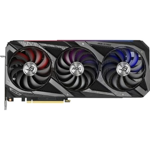 Placa video ASUS ROG Strix GeForce RTX 3080, 10GB GDDR6X, 320bit, ROG-STRIX-RTX3080-O10G-GAMING